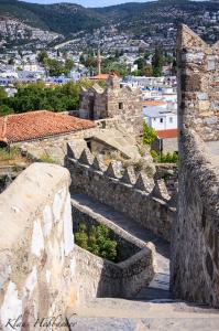 Mauern der Burg